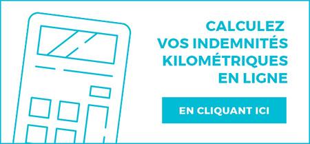 Calculez vos indemnités kilométriques