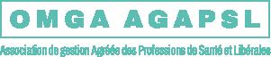 OMGA AGAPS.L Logo